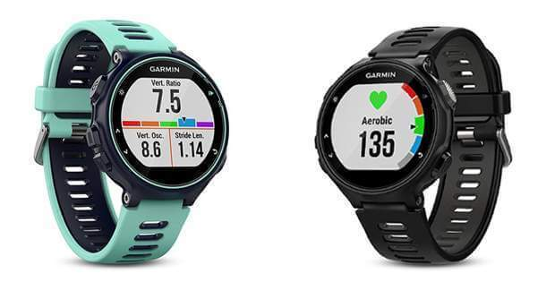 garmin forerunner 735xt review workoutgadget. Black Bedroom Furniture Sets. Home Design Ideas