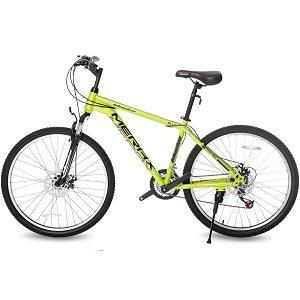 Merax 26 Dual-Disc-Brake-21-Speed-Mountain-Bike