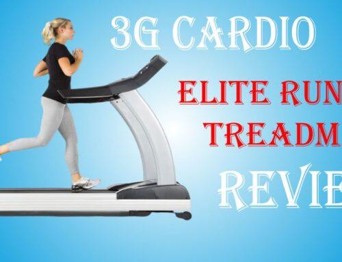 3G Cardio Elite Runner Treadmill – Best Review & Comparison