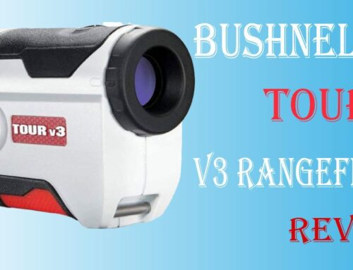 Bushnell Tour V3 Rangefinders – Unbiased Review in 2021