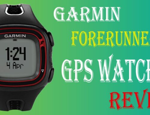 Garmin Forerunner 10 GPS Watch Review