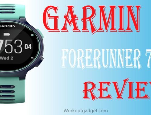 Garmin Forerunner 735XT Review in 2020