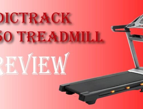 Nordic Track C1650 Treadmill Review