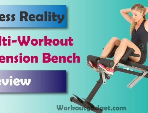 Fitness Reality Multi Workout Extension Bench Best Review