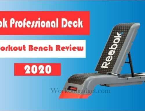 Reebok Professional Deck Workout Bench Review [2020 Updated]