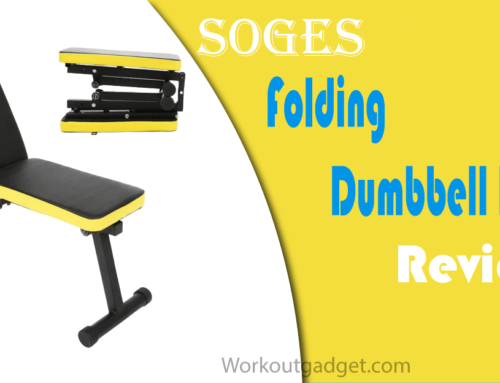 Soges Folding Dumbbell Bench – Experts Review in 2021