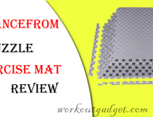 Balancefrom Puzzle Exercise Mat Review
